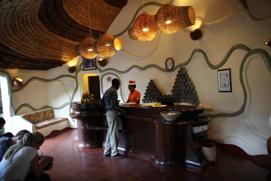Lake Manyara Serena Safari Lodge : Reception