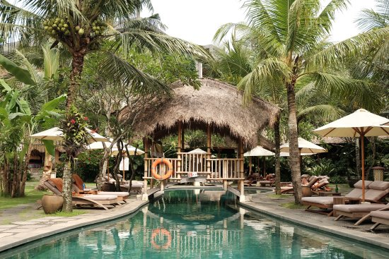 Alaya Resort Ubud: main pool