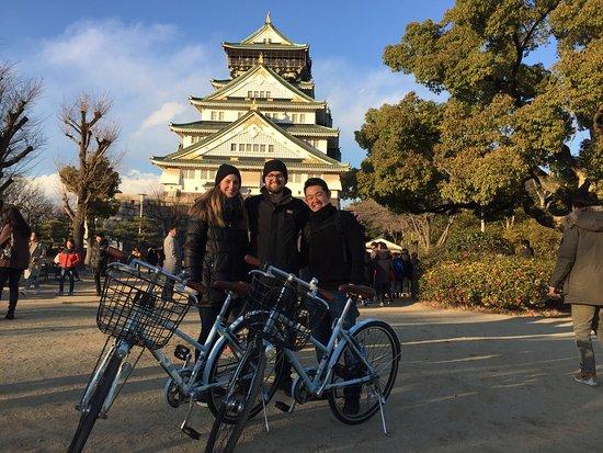 Osaka Bike Tour Review