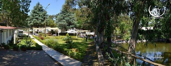 i giardini di ninfa restaurante