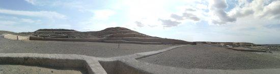 Cahuachi: the site
