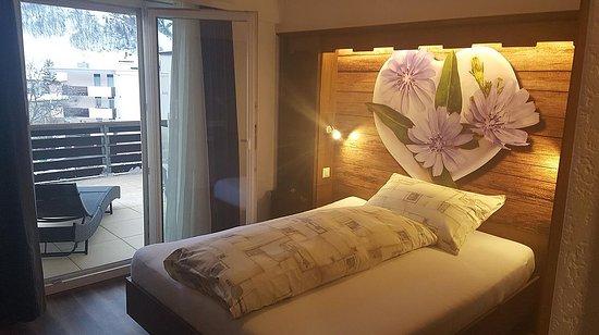 Hotel dala : Standard Doppelzimmer Nummer 12