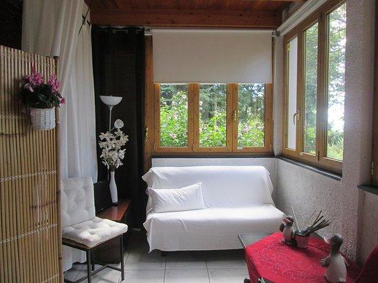 Giardino Dinverno In Casa : Giardino dinverno picture of una casa nel bosco mele tripadvisor