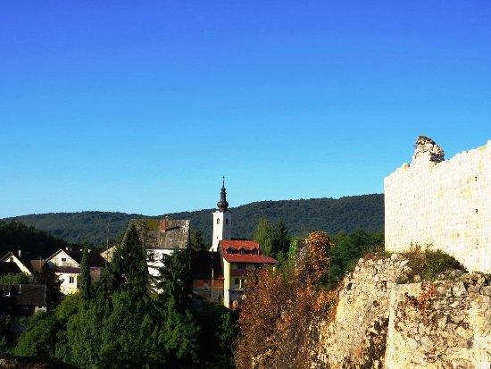 Slunj, Kroatien: 美しい城