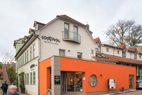 stattHotel Weimar