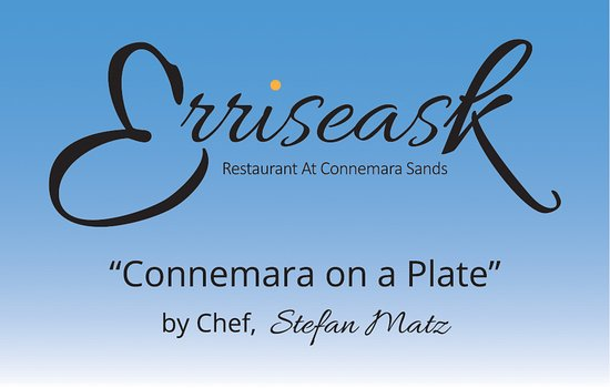 Ballyconneely, Ιρλανδία: Erriseask Restaurant