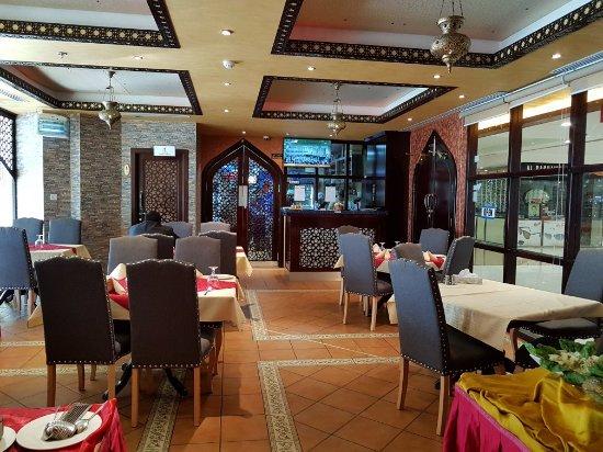 Darbar Restaurant Olaya Menu
