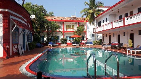 Anjuna Beach Resort : 20180102_103640_large.jpg