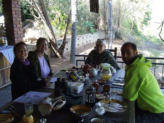 Letsitele, Südafrika: Guests from Reunion