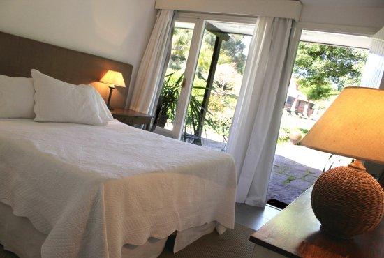 لوبيرج: Classic room with garden view