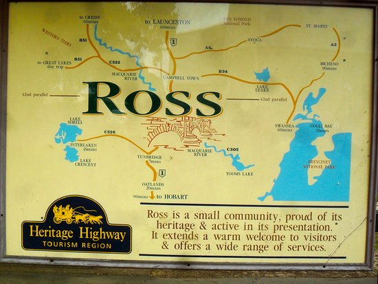 Ross Signboard