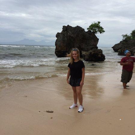 Padang Padang Beach: photo2.jpg