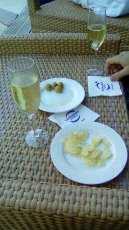 PortAventura Hotel Caribe: Aperitivo sorpresa 19h