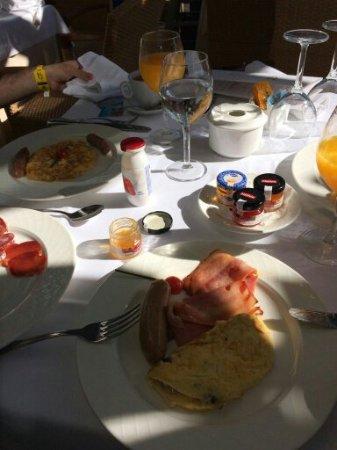 PortAventura Hotel Caribe: Desayuno <3