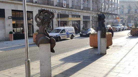 "Skulptur ""Guardians"""