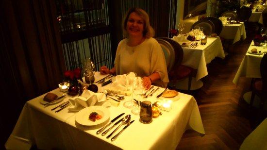 Steigenberger Hotel Herrenhof Wien: Рождественский ужин