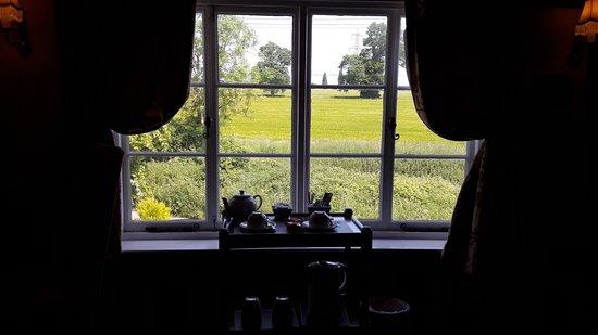 Thornham Magna, UK: Field Views