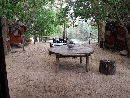 Bonnievale, Sudáfrica: River Camp I outdoor area