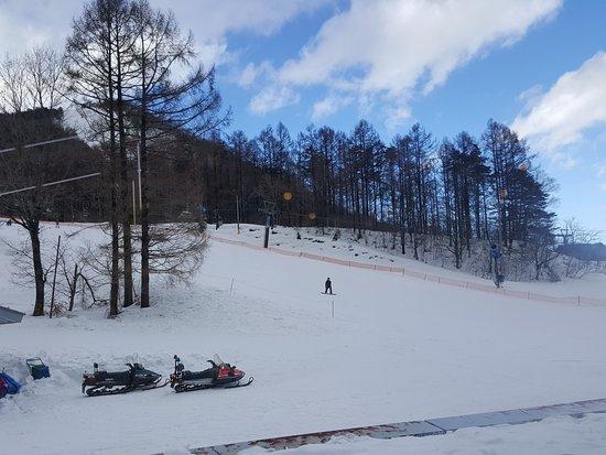 Yamase Onsen Ski Area