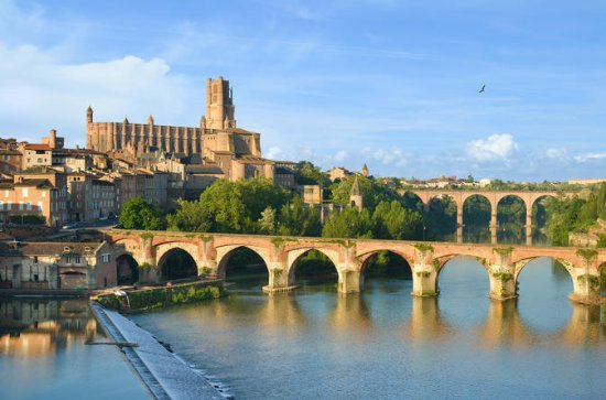 Day Trip to Albi, UNESCO Cathedral...