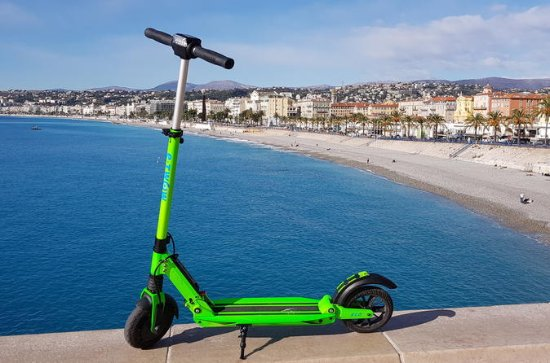 E-SCOOTER RENTAL 1H