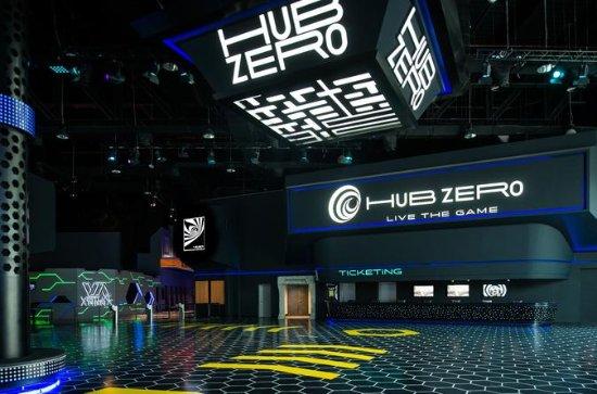 Hub Zero Masterpass