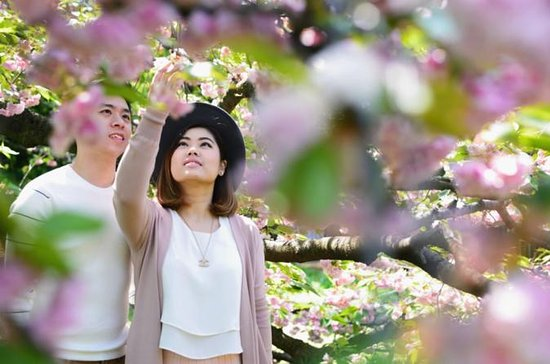 Travelshoot - 1-2 Hour Private Photo Session Tokyo