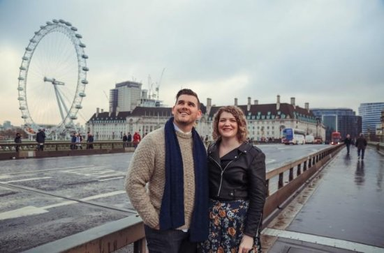 Travelshoot - 1-2 Hour Private Photo Session London
