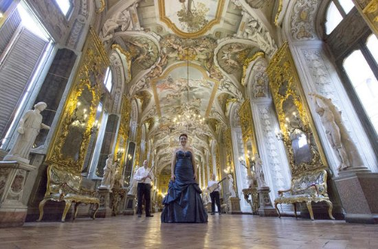 Rome Baroque Concert and Tour at