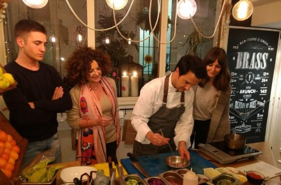 Bilbao Evening cooking Class