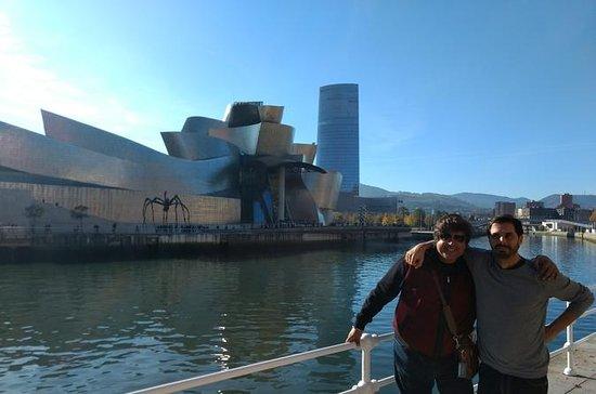 Bilbao Guggenheim & Gourmet Pintxos...