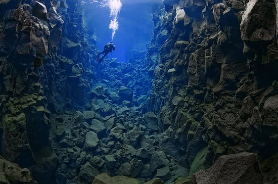 Diving Silfra & The Golden Circle...