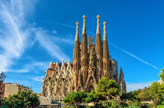 Barcelona Sagrada Familia and...