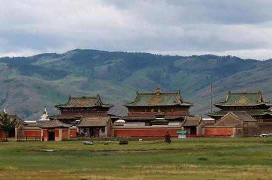El mejor tour de 3 días en Mongolia...