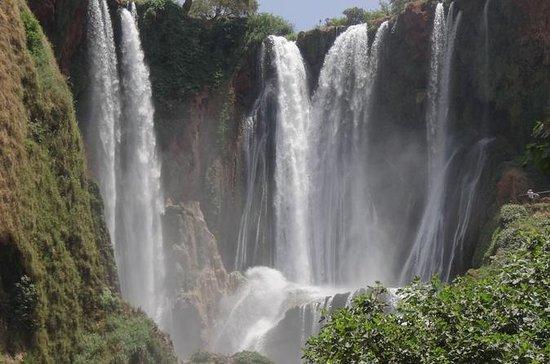 Ouzoud Cachoeiras Day Tour De...