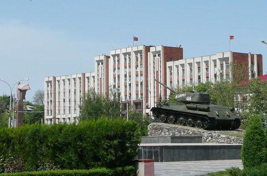 Ukjent land: Tiraspol & Bendery...