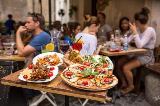 Mangia come un romano a Testaccio