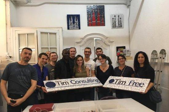 Team building Barcelona: Create the...