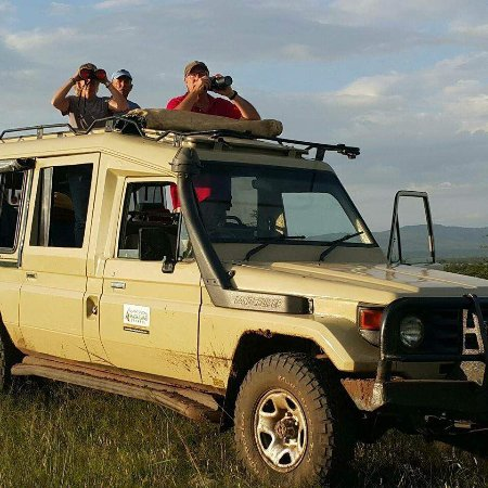 Northern Masailand Safaris