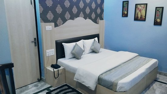 Cottage Ganga Inn: Super deluxe