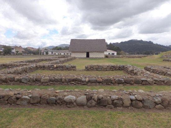 Pumapungo Museum and Arqueological Park - MCYP: Pumapungo, restos arqueológicos.