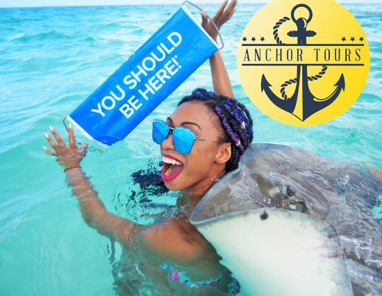 West Bay, Grand Cayman: Life is better when you're Anchored!