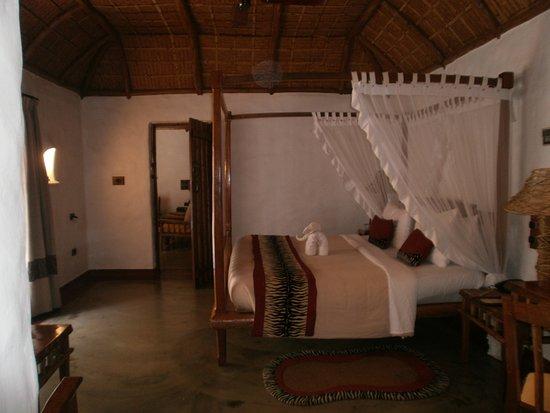 Beeramballi, India: bedroom