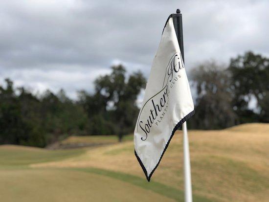 Brooksville, FL: Course Flag