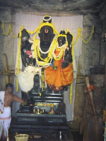 Varahaswamy Temple is located at Kalahalli(Mandya Dist) and it very near to Bookenekere in Karna