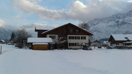 Bad Goisern, Austria: ตัวบ้านพัก