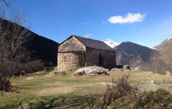 Pla de l'Ermita, Spain: Ermita de Sant Quirc de Taüll
