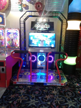 Long Beach, WA: Come check out what we have done to our dance game! Open 10-10 or later every day. #Funlandlb