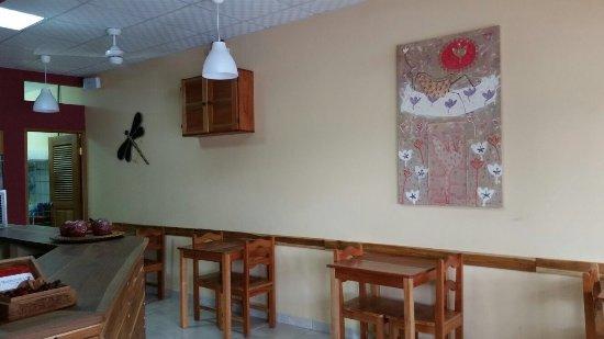 Las Lajas, Panama: sala