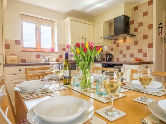 Great Massingham, UK: The Cart Lodge self-catering cottage